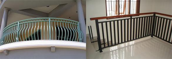 reling balkon